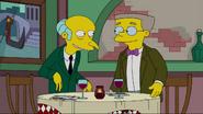 Burns x Smithers