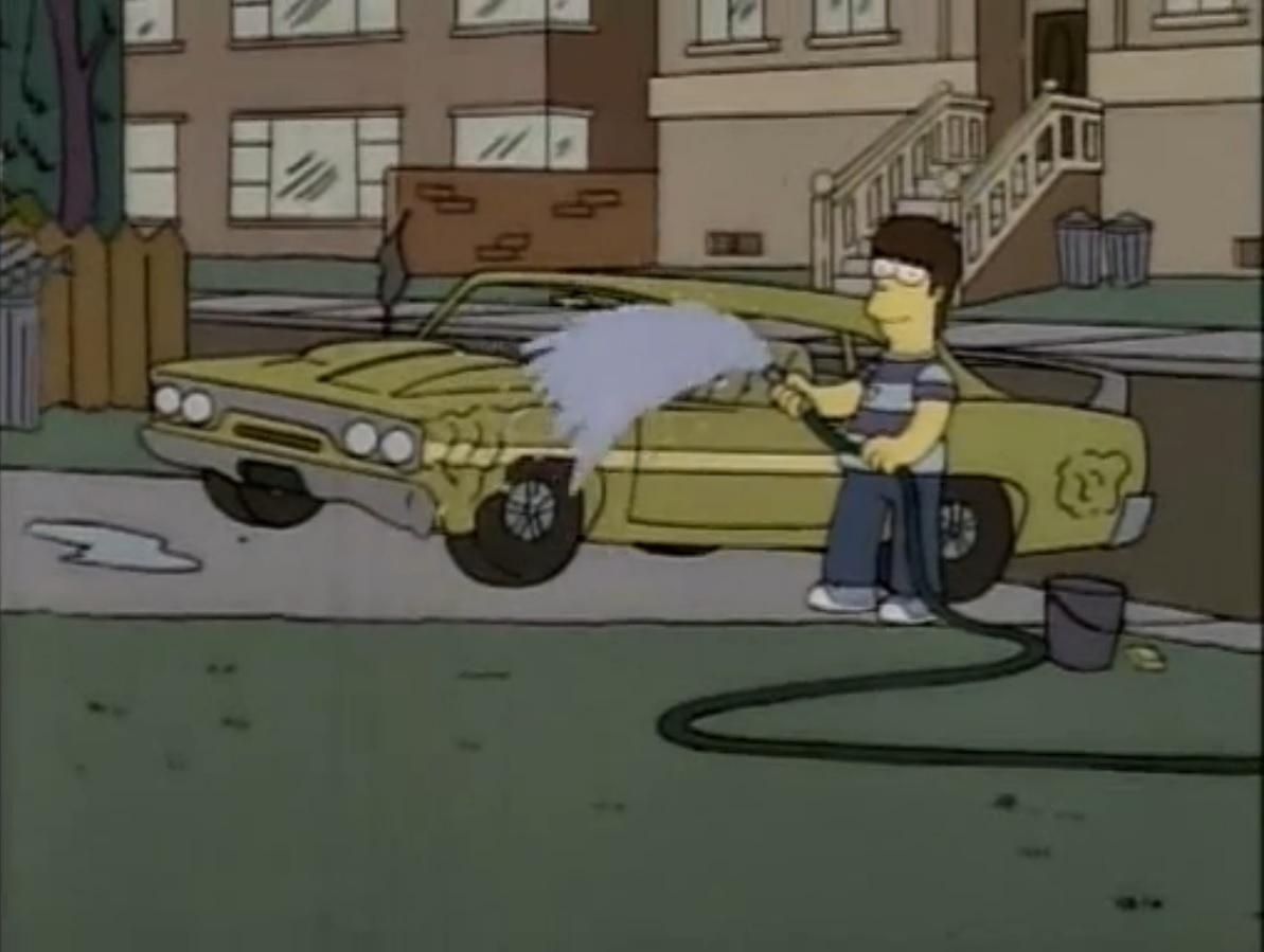 Homer Car: FANDOM Powered By Wikia