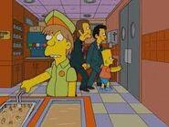 Mafia in Krusty Burger