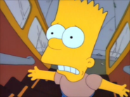 Bart worried about being kept back