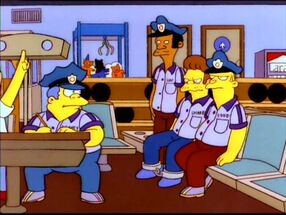 Springfield Police Framers