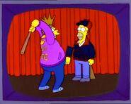 Barney-plowking
