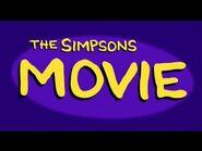 The Simpsons Movie Teaser Trailer