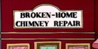 Broken-Home Chimney Repair