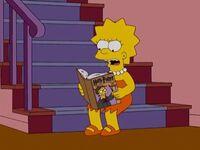 Harry Potter Book Lisa