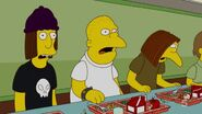 Homer Scissorhands 46