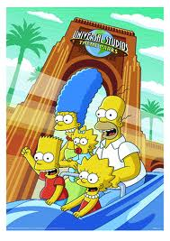 File:The Simpsons ride Poster.png