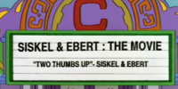 Siskel and Ebert: The Movie