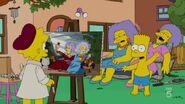 Homer Scissorhands 4