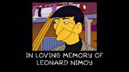Leonard Nimoy -in loving memory