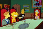 Lisa with Hugh's family
