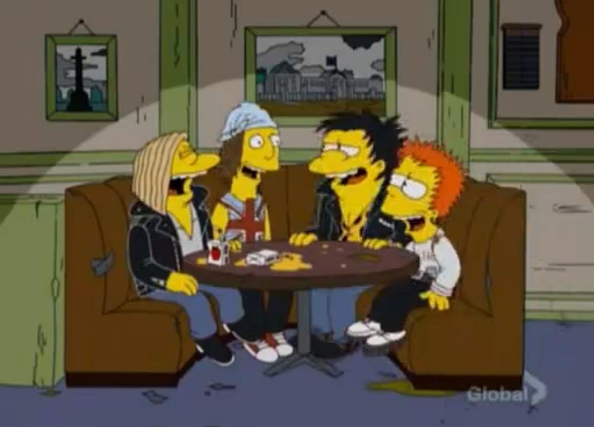 Симпсоны фото секса фото 164-652
