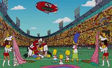Football Field CG