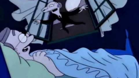 """Smithers """"Dream"""" about Mr. Burns.."""