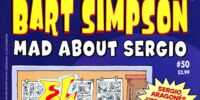 Bart Simpson Comics 50