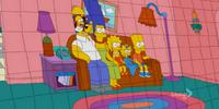 Stadium couch gag