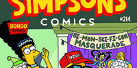 Simpsons Comics 214