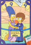 Young Marge and Artie Ziff