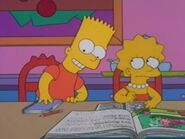 Bart vs. Lisa vs. the Third Grade 38