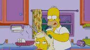 Homer Scissorhands 34