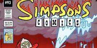 Simpsons Comics 93