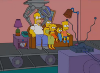 Assembly Line Couch Gag