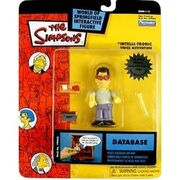 Database's Action Figure