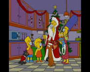 The Simpsons' Christmas Message -00016