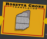 Rosetta Crone Translator