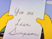 You are lisa simpson.jpg