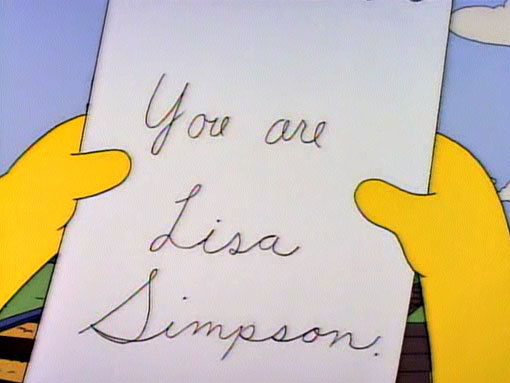 File:You are lisa simpson.jpg