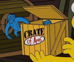 Crate of Apes