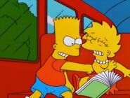 Bart vs. Lisa vs. the Third Grade 57
