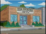 Child Psychiatrist office