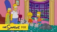 "Rock-By-Rock from ""The Winter of His Content"" THE SIMPSONS ANIMATION on FOX"
