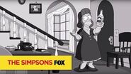 """THE SIMPSONS Secret Alcoholic from """"Orange is the New Yellow"""" ANIMATION on FOX"""