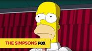 """THE SIMPSONS Therapy Hounds from """"Simprovised"""" ANIMATION on FOX"""