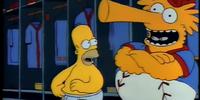 Dancin' Homer/Gallery