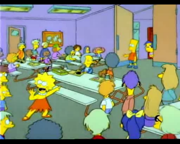 File:BartTheBullyKillerEntersTheCafeteriaToAnApplausingCrowd.png