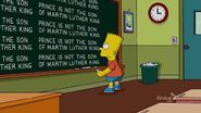 Homer the Father Chalkboard Gag