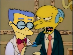 Waylon Smithers, Jr. (There's No Disgrace Like Home)