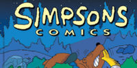 Simpsons Comics 21