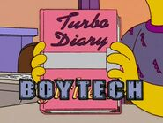 Turbo Diary Boytech