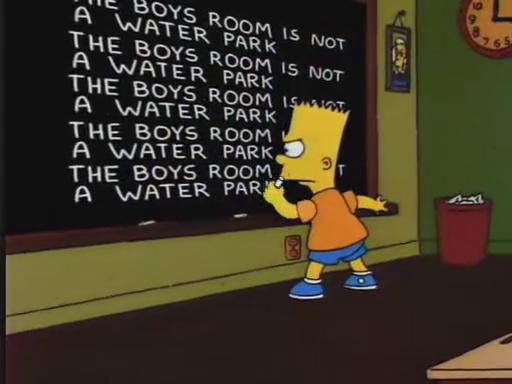 File:Lisa the Vegetarian Chalkboard Gag.JPG