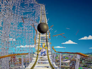 The Simpsons Ride 2nd Simulator Image
