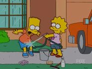 Milhouse Doesn't Live Here Anymore 49