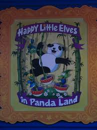 File:The Simpsons Ride Happy Little Elves in Panda Land Poster.jpg
