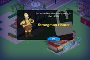 Strongman homer