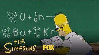 Homer Goes To Teach A Class Of Difficult Students Season 28 Ep. 18 THE SIMPSONS
