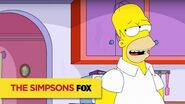 THE SIMPSONS Making Bacon! ANIMATION on FOX